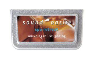 Sound Oasis Sound Card, Spa Retreat Health & Personal Care