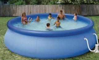 Summer Escapes 18 x 48 Quick Set Swimming Pool Set Toys & Games
