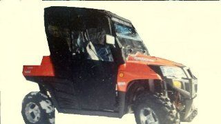 Full UTV Cab Enclosure Massimo Bennche Tractor Supply Coleman Rhino Clone 2 Seater 800: Automotive