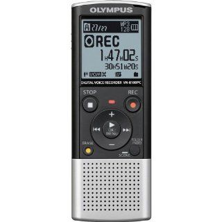 Olympus VN 801PC Digital Voice Recorder Electronics