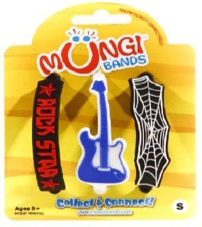 Mungi Bands   Rock Star (Small): Toys & Games