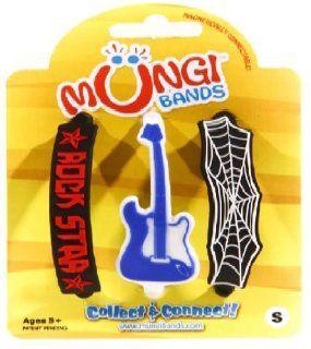 Mungi Bands   Rock Star (Small): Toys & Games