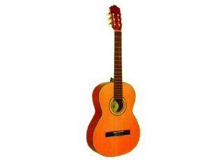 Barraza Classical Acoustic Guitar With Cedar Top   BZLC39N Musical Instruments