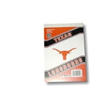 University of Texas Longhorns   Writing Paper Tablet  Notepads  Sports & Outdoors