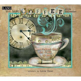 Lang Coffee   2014 Wall Calendar