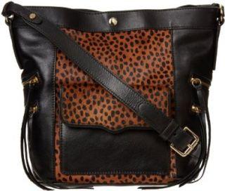 Rebecca Minkoff Dexter Bucket H027I801 Shoulder Bag, Tawny, One Size Shoulder Handbags Shoes