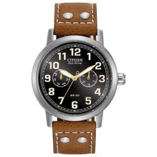 Mens Citizen Eco Drive™ Avion Vintage Style Watch (Model: AO9030