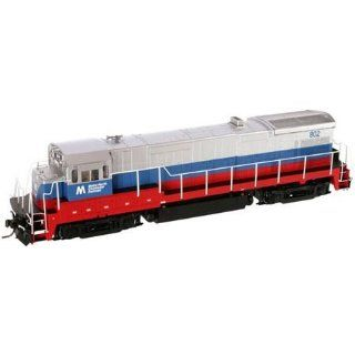 Atlas Metro North #802, Low Nose B23 7 Sound and DCC Equipped HO Scale Locomotive Toys & Games