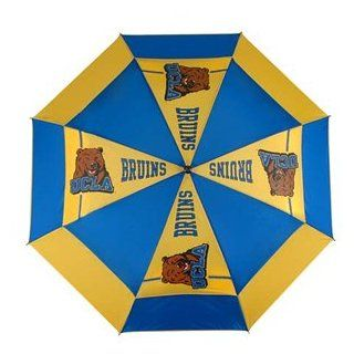 UCLA Bruins College NCAA Logo Windsheer II Golf Umbrella  Sports & Outdoors