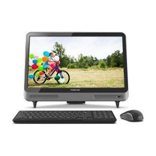 Toshiba LX815 D1210 21.5 Inch Desktop (Gray) : Desktop Computers : Computers & Accessories