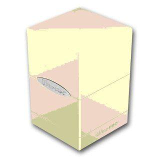 Ultra Pro Satin Tower White Deck Box Toys & Games