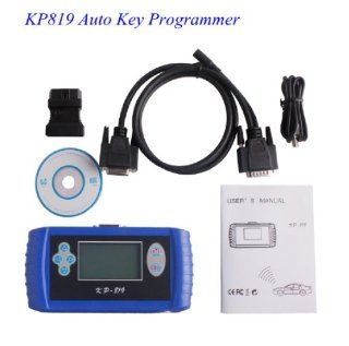 Professional KP819 KP 819 Auto Key Programmer for Mazda Ford Chrysler  Automotive Electronic Security Products