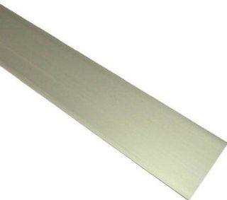 Steelworks Boltmaster 1/4X1x72 Flt Alu Bar 11326 Bar Stock Flat Aluminum: Home Improvement
