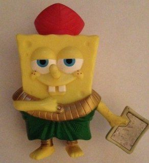 2000 Burger King Spongebob Toy: Toys & Games