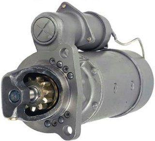 NEW 12V 11T CW DD STARTER MOTOR FORD TRUCK CUMMINS L 10 M11 ENGINE F1HZ 11001 AA Automotive