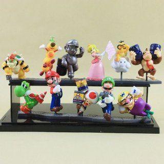 Super Mario Mini 11pcs Figures Toys & Games