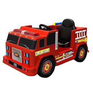 Kid Motorz Fire Engine Truck