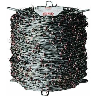Keystone Steel & Wire 70476 1320' Defender Barb Wire   2pt   Wire Strippers