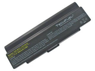 Sony VAIO VGN FE880E/H Laptop Battery   Premium TechFuel 9 cell, Li ion Battery Computers & Accessories
