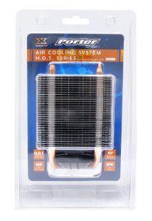 Xigmatek Desktop Computer Heatsink Cooling Fan PTR N881: Computers & Accessories