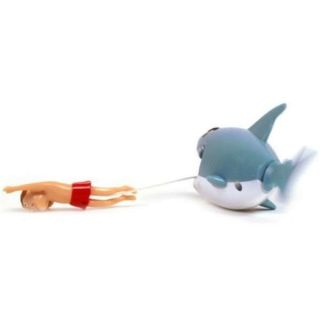 Pull Cord Hungry Shark      Unique Gifts
