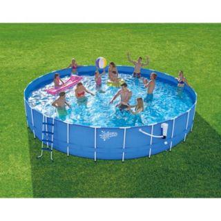 Summer Escapes   24x52 Pool Set