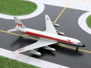 Gemini Jets Diecast TWA CV 880 Model Airplane   Hobby Pre Built Model Aircraft