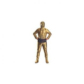 Rubies C3 PO Adult Medium (Large): Adult Sized Costumes: Clothing