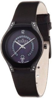 SKAGEN Wrist watch BLACK LABEL 886SBLB for women (Japan Import) at  Women's Watch store.