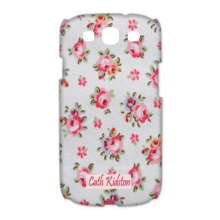 Custom Cath Kidston 3D Cover Case for Samsung Galaxy S3 III i9300 LSM 911: Cell Phones & Accessories