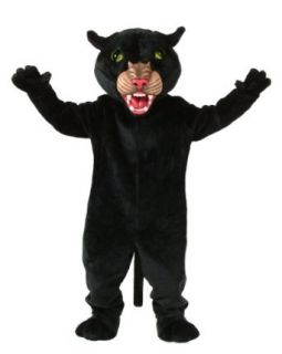 ALINCO Panther Mascot Costume: Adult Sized Costumes: Clothing