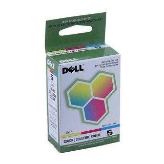 Dell 922, 924, 942, 944, 946, 964 Standard Capacity Color Ink Cartridge (Series 5) (OEM# 310 5375; 310 6966; 310 5884; 310 6971; 310 8236; 310 7162), Part Number J5567: Electronics
