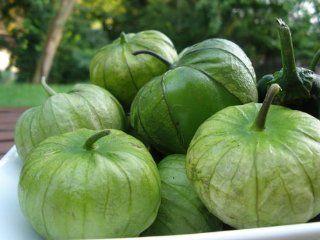 "100+ Tomatillo Verde Seeds  Heirloom Variety  ""Green Tomato"", ""Ground Cherry""  Vegetable Plants  Patio, Lawn & Garden"