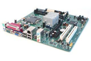 Genuine Intel D945GCNL D97184 107 MicroATX mATX Desktop System Motherboard Logic Board Main Board Intel 945GC Chipset LGA775 DDR2 SDRAM Compatible Part Numbers: D945GCNL, D97184 107, BTNL846003AN: Computers & Accessories