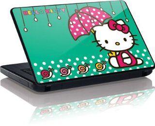 Hello Kitty Polka Dot Umbrella   Dell Inspiron M5030   Skinit Skin Computers & Accessories