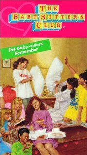 The Baby Sitters Club: The Baby Sitters Remember [VHS]: Meghan Andrews, Melissa Chasse, Avriel Hillman, Meghan Lahey, Nicolle Rochelle, Jessica Prunell, Jeni F. Winslow, Danny Tamberelli, Gina Gallagher, Eric Lawton, Ashley Chase, Najah Dupree, Noel Black,