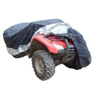 ATV Waterproof Cover Storage Cover Quad ATV Accessories Fit Yamaha Suzuki Polaris 4x4 ATV   XL size: Automotive