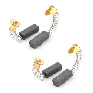 2 Pairs DC Electric Motor Carbon Brushes for Electrical Machines   Electric Fan Motors