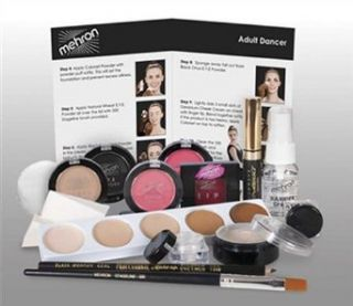 Mehron Dancer's Makeup Kit: Beauty