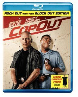 Cop Out (Rock Out with Your Glock Out Edition) [Blu ray] Bruce Willis, Tracy Morgan, Adam Brody, Kevin Pollak, Guillermo Diaz, Seann William Scott, Kevin Smith Movies & TV