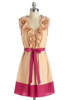 Ryu Best Rosette to Come Dress  Mod Retro Vintage Dresses