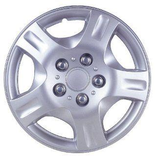 """Drive Accessories KT 942 14S/L, Nissan Altima, 14"""" Silver Lacquer Replica Wheel Cover, (Set of 4): Automotive"""