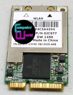 Dell XPS M1330 WiFi Wireless Card JC977 Computers & Accessories