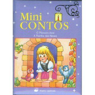 O Passaro Azul / A Rainha das Neves (Mini CONTOS   4/9 Anos, 8) J. Thomas Bilstein, Porto Editora, C. Busquets 9789720702586 Books