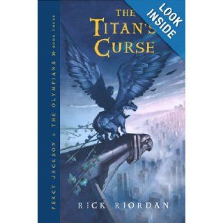 The Titan's Curse (Percy Jackson and the Olympians, Book 3): Rick Riordan: Books