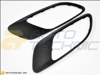AutoTecknic Matte Black Hood Vents   BMW E90 M3/ E92 M3/ E93 M3 Automotive