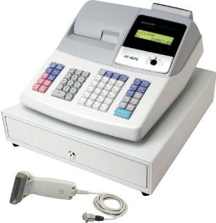 Sharp XE A505 Electronic Cash Register : Electronics