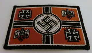 Swastika Crosses and Eagle Patch : Everything Else