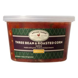Archer Farms® Three Bean & Roasted Corn Salsa
