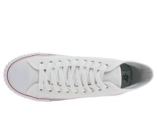 PF Flyers Center Hi Re Issue White Canvas/Natural Canvas Twill
